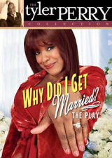 Why Did I Get Married?: The Play (Tyler Perry's) DVD NEW