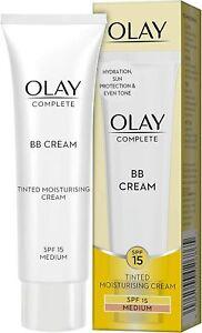 OLAY Complete - BB Cream Tinted Moisturising Cream 50ml, SPF15 - Medium/Fair