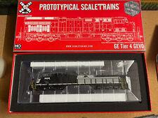 More details for scaletrains ge tier 4 gevo et44ac norfolk southern dcc loksound sxt30885 ho 3658