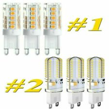 220V G9 5W 2835 SMD LED Halogen Capsule Light Lamp Corn Bulbs Home Light 1-10pcs