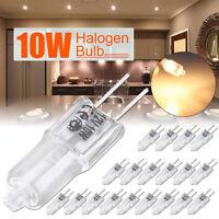 20x G4 Base 10W Landscape JC Type Halogen Bulb Light Bulb Lamp Bi-Pin DC 12V C