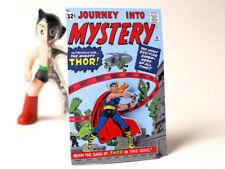 Thor Marvel comic issue #1 cover retro vintage style fridge locker magnet