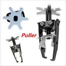 Car Engine Valve Spring Compressor Install Removal Puller Jaw Tool Carbon Steel