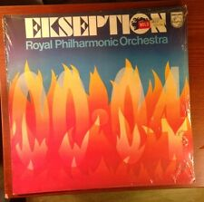 EKSEPTION 00.04 STILL SEALED Royal Philharmonic Orchestra LP Vinyl Prog Rock
