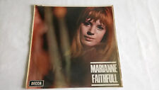 MARIANNE FAITHFULL  -  MARIANNE FAITHFULL - 1965 ORIG.FIRST ISSUE UK MONO DECCA