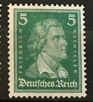 Germany 1926 Deutsches Reich Fr. v. Schiller Mi# 388 MNH