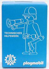 THW PROMO GIVE AWAY BUNDESWETTKAMPF 1993 PLAYMOBIL MEGA RARITÄT ! TOP OVP NEU !