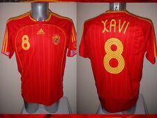 España España Xavi Camiseta Jersey Fútbol Adidas Adulto XL Barcelona 06 Top