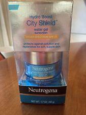 Neutrogrna Hydro Boost City Shield Broad Spectrum Spf 25 1.7 Oz