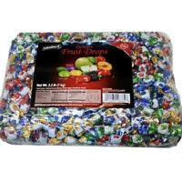 Colombina Delicate Fruit Drops - 2.2 Lbs