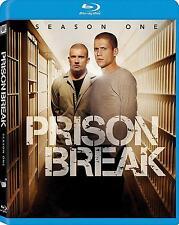Prison Break - Season 1 (DVD, 2016, 6-Disc Set, Canadian)