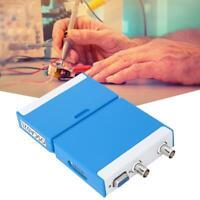 OSCA02L 100M 8 Bit 2 Channel Virtual Oscilloscope + Logic Analyzer 35MHz