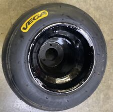 New listing go kart racing aluminum wheel and vega tire