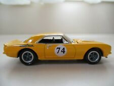 JOHNNY LIGHTNING - 1967 CHEVROLET CAMARO RS / SS RACE CAR - 1/64 (LOOSE)