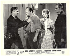 GOLDTOWN GHOST RIDERS Original Lobby Card Gene Autry Gail Davis 1953 Western