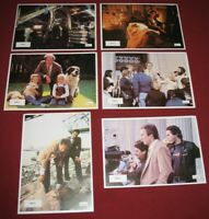 Clint Eastwood TIGHTROPE Genevieve Bujold  - 6x YU LC's