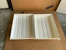 Developing Trays For 11X14 Prints (3) + Trays For 12X16 Prints (2) with extras