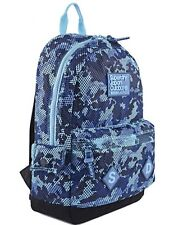 9d42aa99fb Superdry Maison Montana Blue Camo Backpack Bag U91001dn EDC