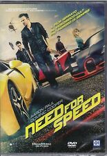 Dvd **NEED FOR SPEED ~ NFS** nuovo 2014