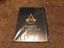 Assassins Creed Origins Legendary Edition 4 lithograph Rare