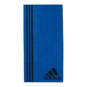Accessories adidas Lightweight Quick Dry Cotton Small Swim Towel in Blue