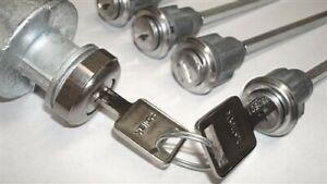 Peterbilt 379 377 359 378 349 385 362 New Door Locks & Ignition Switch With Keys