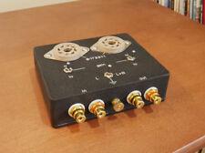 MC phono SUT Box for Ampex B-17331-1,Triad HS-273P, Microtran M8030 Transformers