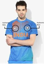 Indian Cricket Team T20 Jersey2018 - Oppo. Size: Large