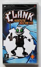CLANK AGENTE SECRETO - SONY PSP - PAL ESPAÑA - RATCHET AND & - NUEVO PRECINTADO