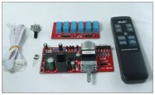 LTMV02 stereo 2.0 remote control volume completed preamplifer board