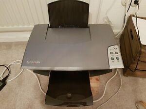 Lexmark P3120, Drucker Scanner Kopierer in Einem