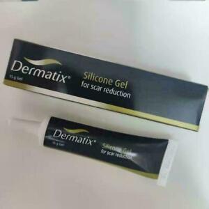 High Quailty Treatment Dermatix 15g Gel Gel Scar NEW Silicone