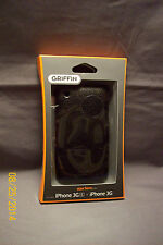 Griffin Elan form Case Compatible with Apple iPhone 3G/3GS, Black