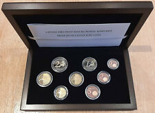 J Coin K26 Proof Set of Latvian EURO Coins 2014 First complete Brilliant Quality