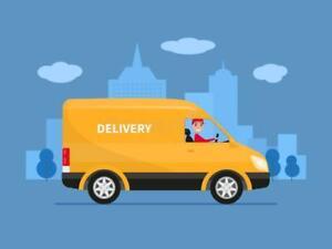 Speedy delivery postage