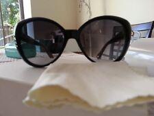 Jimmy Choo Leopard printed frame sunglasses