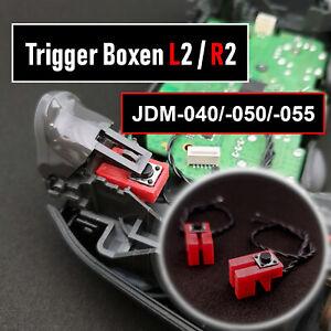PS4 Controller Trigger Einsatz Boxen für L2 / R2 EASY | JDM-040-050-055 Modelle