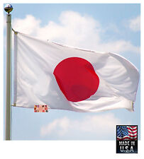 JAPAN Japanese 3x5 ft Heavy Duty Super-Poly Indoor/Outdoor FLAG Banner*USA MADE