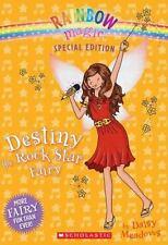 Rainbow Magic Special Edition: Destiny the Rock Star Fairy by Meadows, Daisy
