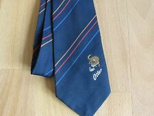 OTTER with FISH Logo Tie by Avala Made in Great Britain