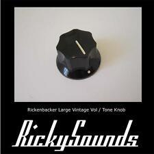 Rickenbacker Vintage Perilla De Control grande - NUEVO
