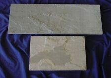 Slate Stone Look Bench Top Seat and Leg Concrete Cement Molds 9009 Moldcreations
