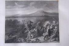 c49-2a Gravure 1860 combat de Céramo (1061)