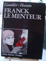 FRANCK LE MENTEUR EO1989 TTBE GAUCKLER HOUSSIN