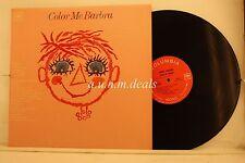 "Barbra Streisand – Color Me Barbra, LP 12"" (G)"