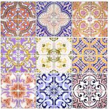 Retro Vintage Mosaikfliese Spanien bunt Glasmosaik WB68-Retro-SP |1Matte