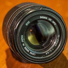 Sigma 70-210 F4.5-5.6 APO (Minolta-A / Sony-A)