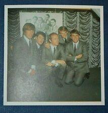 THE BEACH BOYS    Pop Band  Original 1960's Colour Photo Card