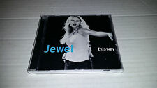This Way by Jewel (CD, 2001) USED