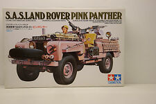 S.A.S. LAND ROVER PINK PANTHER TAMIYA 1/35 NEUF EN BOITE